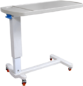 Adjustable Over Bed Table By Pneumatic Gas Spring