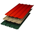 Colored Coated Steel Sheet