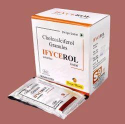Cholecalciferol Granules 6000 IU Sachet