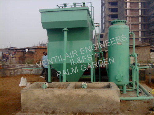 Residential Sewage Treatment Plants