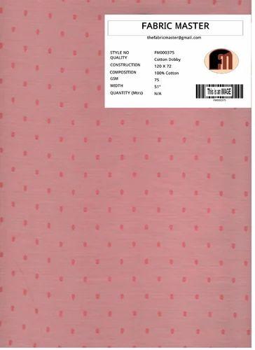 Cotton Dobby Fabrics FM000375
