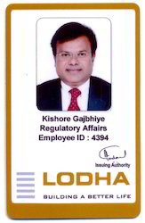 PVC Identity Cards ID Cards Manufacturer From Mumbai - Employee id card