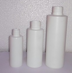 Cosmetic Packaging HDPE Bottles