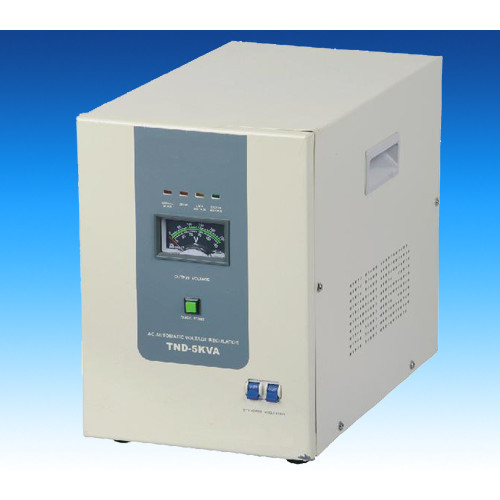 3 Phase Servo Controlled Voltage Stabilizer