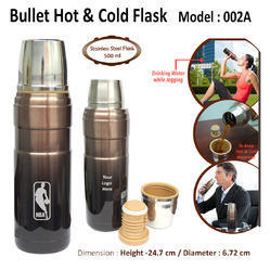 Bullet Hot & Cold Flask