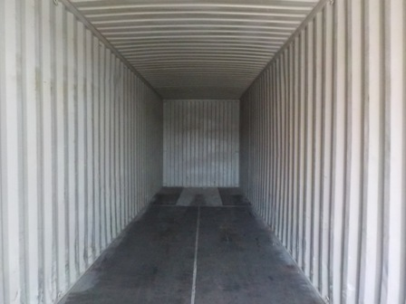 Export Shipping Container