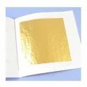 24 Karat Gold Leaf Sheet