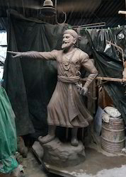 Shivaji Maharaj Bronze Statue