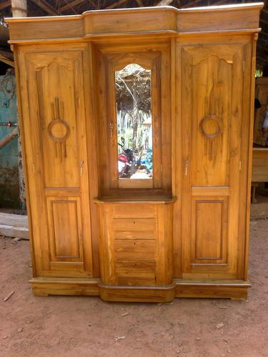 Wooden almirah wooden almari elvas furniture industries Pictures of wooden almirahs