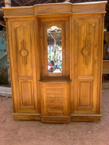 Wooden Almirah Wooden Almari Elvas Furniture Industries