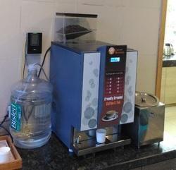 Fresh Milk Bean 2 Cup Coffee Vending Machines