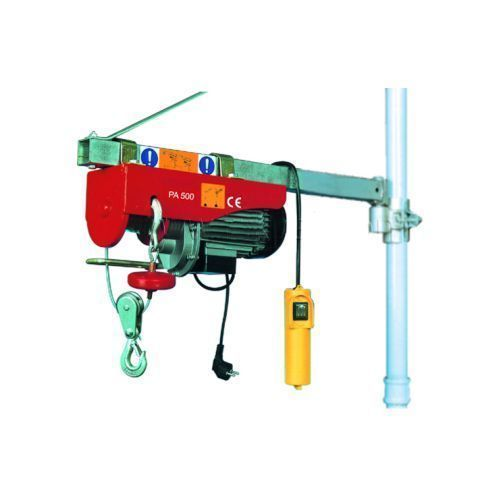 Electric Lift & Hoist - Mini Electric Hoist Manufacturer from Noida
