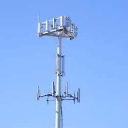 Guyed Tower Fabrication Service