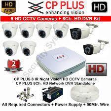 CC Plus CCTV Camera