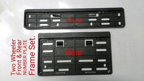 Number Plate Frame - CAR NUMBERPLATE FRAME SET Manufacturer from Ahmedabad & Number Plate Frame - CAR NUMBERPLATE FRAME SET Manufacturer from ...