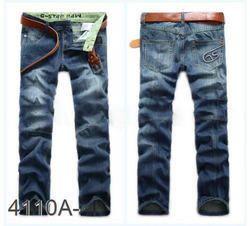 Regular Fit Indigo Blue Denim Jean