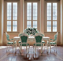 Royal Scott Wooden Dining Table