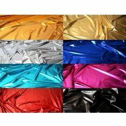 Metallic Polyester Dupion (Lurex)
