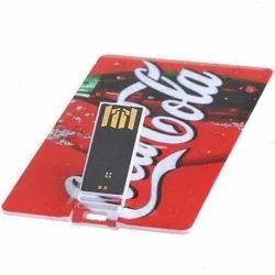 Card Type Pen Drive
