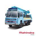 Mahindra Borewell Truck