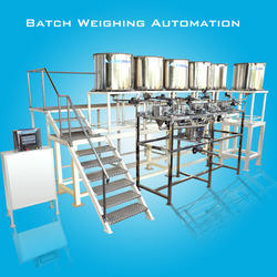 Batch Weighing Automation
