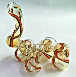 Glass Smoking Bubbler