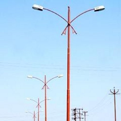 octagonal poles for street lights octagonal poles authorized