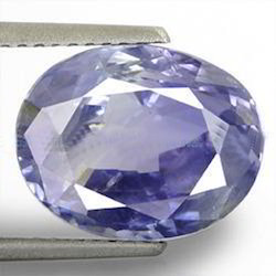 5.5 Carats Blue Sapphire
