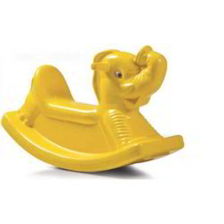 Elephant Ride On Toy
