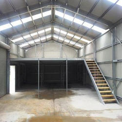 Prefabricated Warehouse Sheds