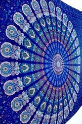 Hippie Mandala Indian Tapestry