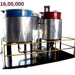 Bitumen Emulsion Plant