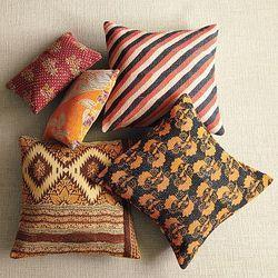 Old Kantha Cushions Cover
