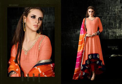 Heavy Border Anarkali Suits