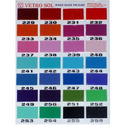 Solvent Base Glass Colors