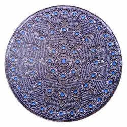 Beaded Embroidery Place Mat