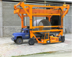 Cement Ring Handling Equipment