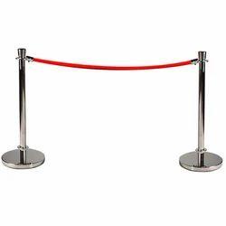 Steel Queue Stand