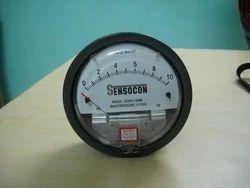 Sensocon Mack Magnehelic Gages 0 To 10 MMWC