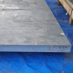 Aluminium UNI P-AlMg3.5 Plates - UNS A95154 Plates, Sheets