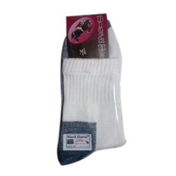 Long Ankle Socks