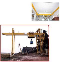 EOT Crane for Construction Site