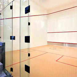 Synthetic Training Squash Courts