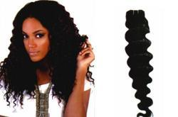 French Curly Weave