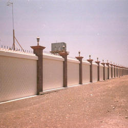 Boundary Wall Boundary Wall Manufacturer from Hyderabad