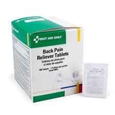 Back Pain Medicines