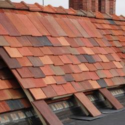 Color Roof Tiles