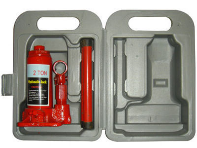 Hydraulic Bottle Jack with Blow Case