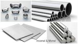 Monel 400 Pipes & Fittings
