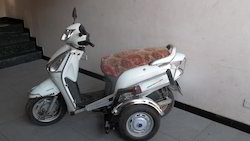 Compact Side Wheel Attachment